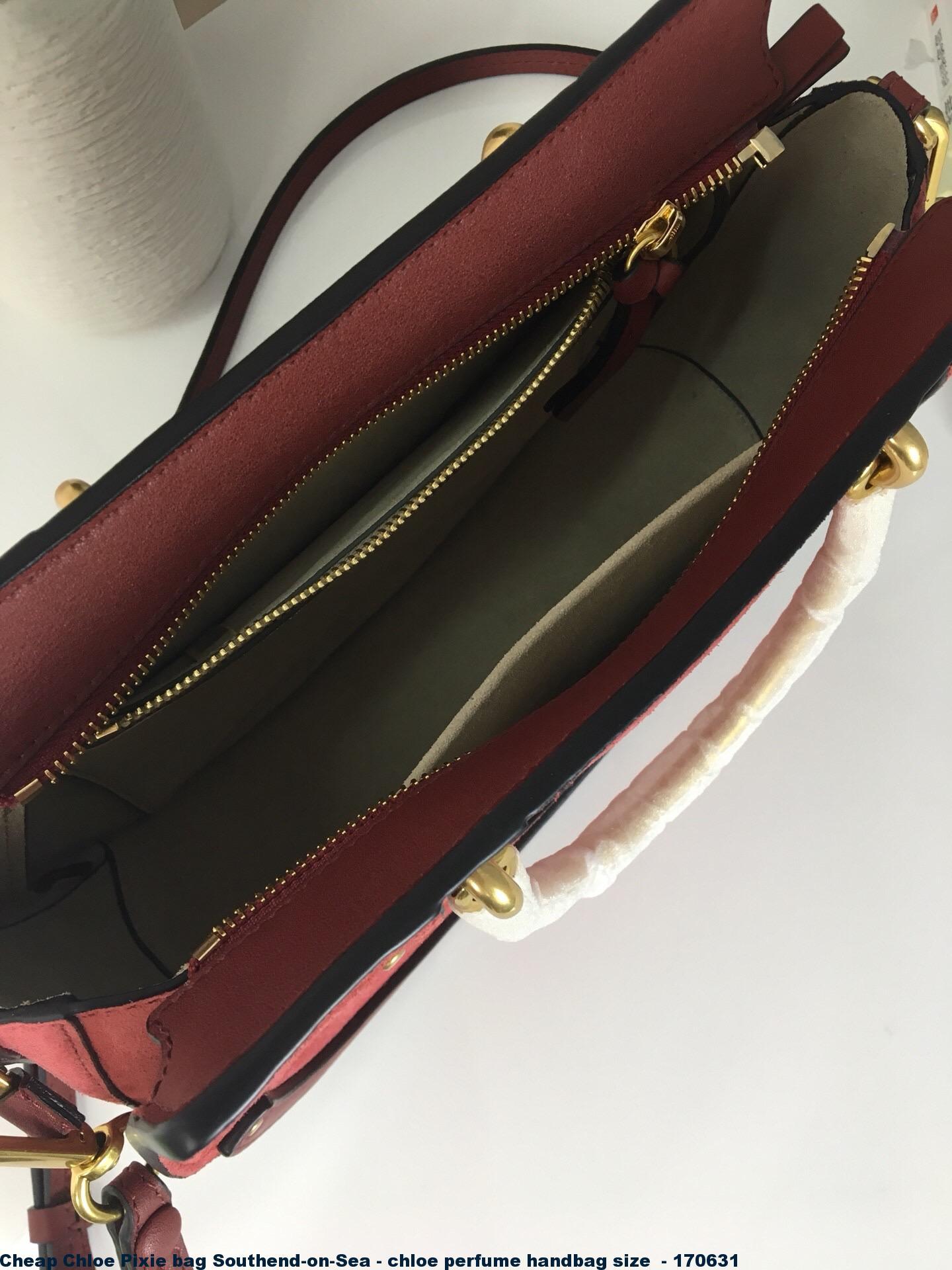 Southend Sea Handbag On 170631 Chloe Perfume Cheap Bag Pixie Size 4j5RAL