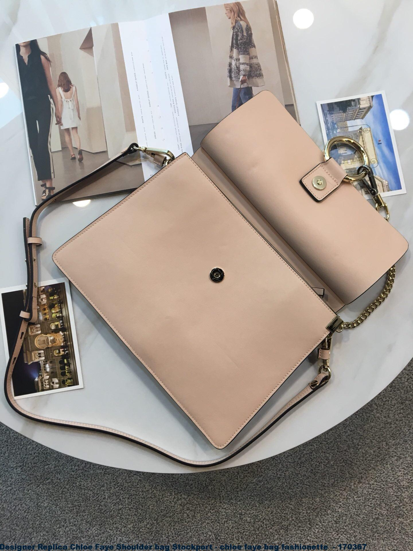 2a2a7600 Designer Replica Chloe Faye Shoulder bag Stockport - chloe faye bag  fashionette - 170367