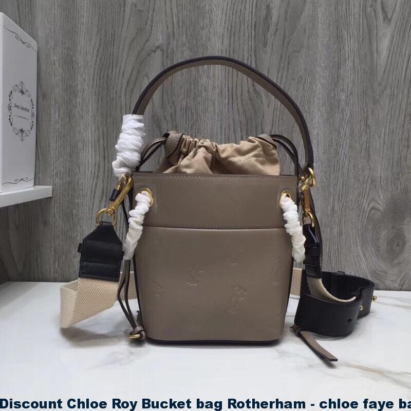 7d145a79e9128 Discount Chloe Roy Bucket bag Rotherham – chloe faye bag laptop ...
