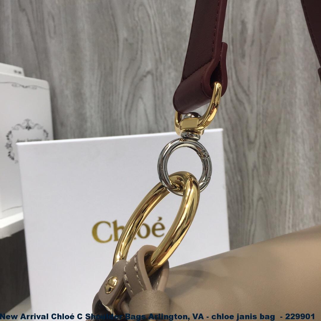 New Arrival Chloé C Shoulder Bags Arlington 5dff09b77ed9f